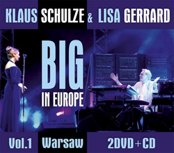 Cover 'Big In Europe'